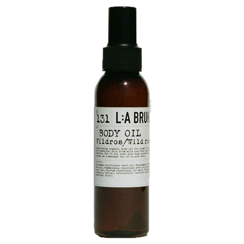L:A Bruket No 131 Body Oil | Wild Rose 120 ml