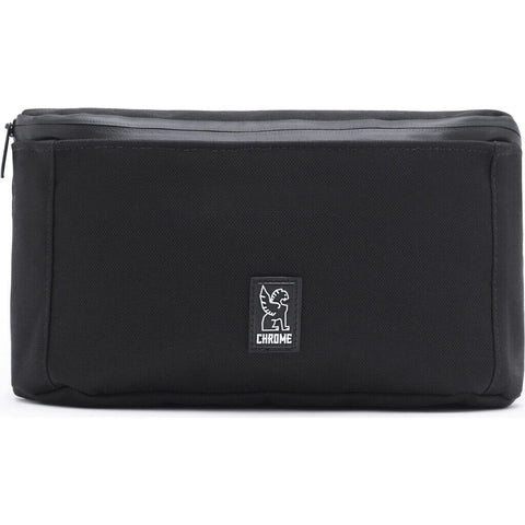 Chrome Cardiel Shank Bag | 4L Black BG-139-BK-NA