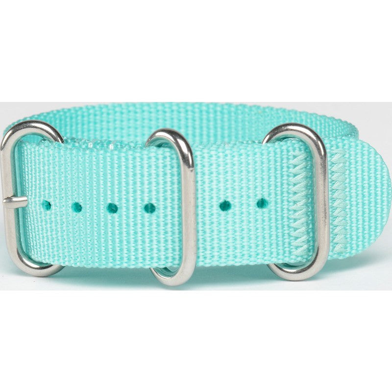 Bertucci DX3 Nylon Watch Band | Comet Blue #133