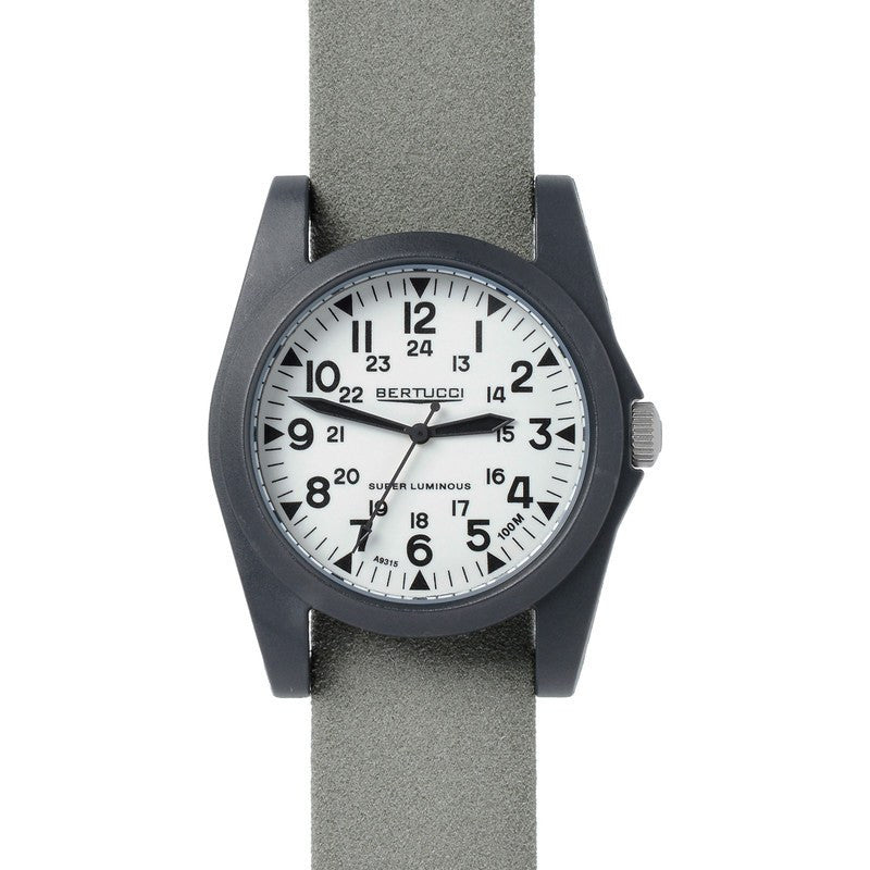 Bertucci A-3P Sportsman Vintage Field Watch | Super Lum/Foilage 13359