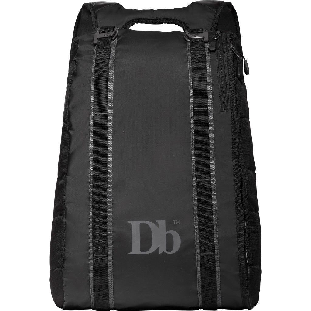 Douchebags Base 15L Daily Urban Backpack | Pitch Black 135A