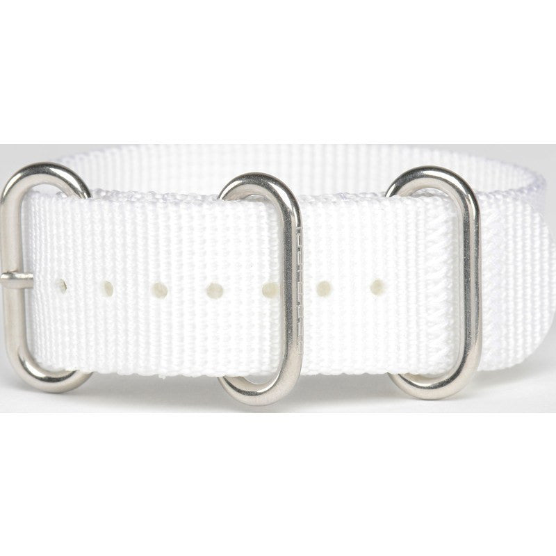 Bertucci DX3 Nylon Watch Band | Moondust White #137
