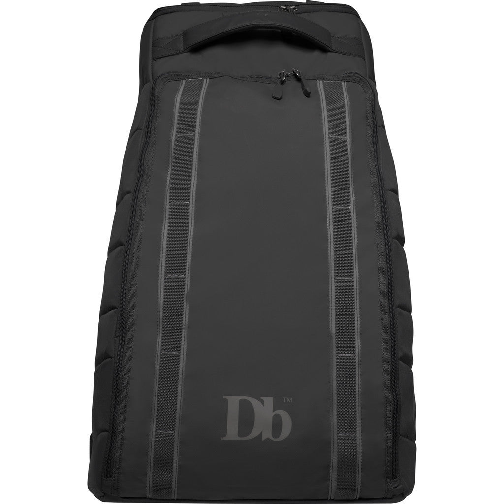 Douchebags Hugger 60L Duffel Backpack | Pitch Black 137A