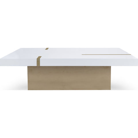 Resource Decor Band Coffee Table | Square