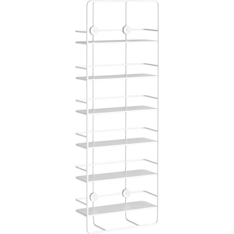 Woud Coup_ Vertical Shelf | White 140131