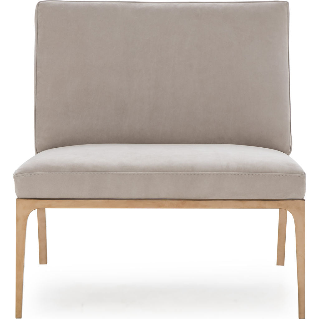 Resource Decor Marley Chair | Nubuk Suede