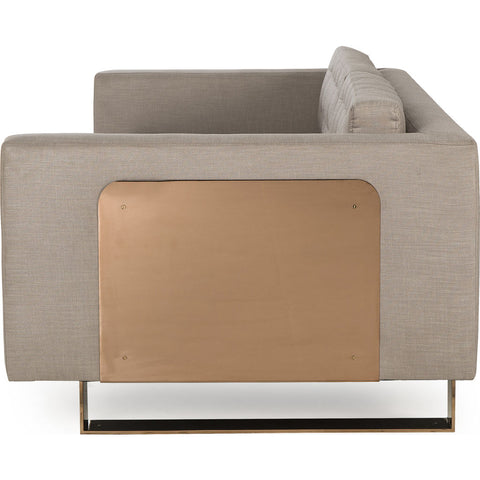Resource Decor Vinci Sofa | Malik Taupe