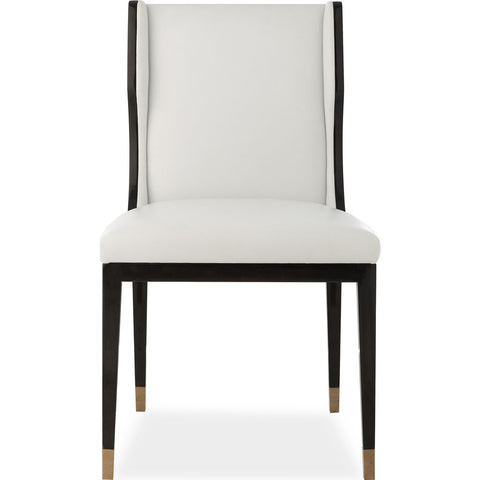 Resource Decor Taylor Dinning Chair | White Leather