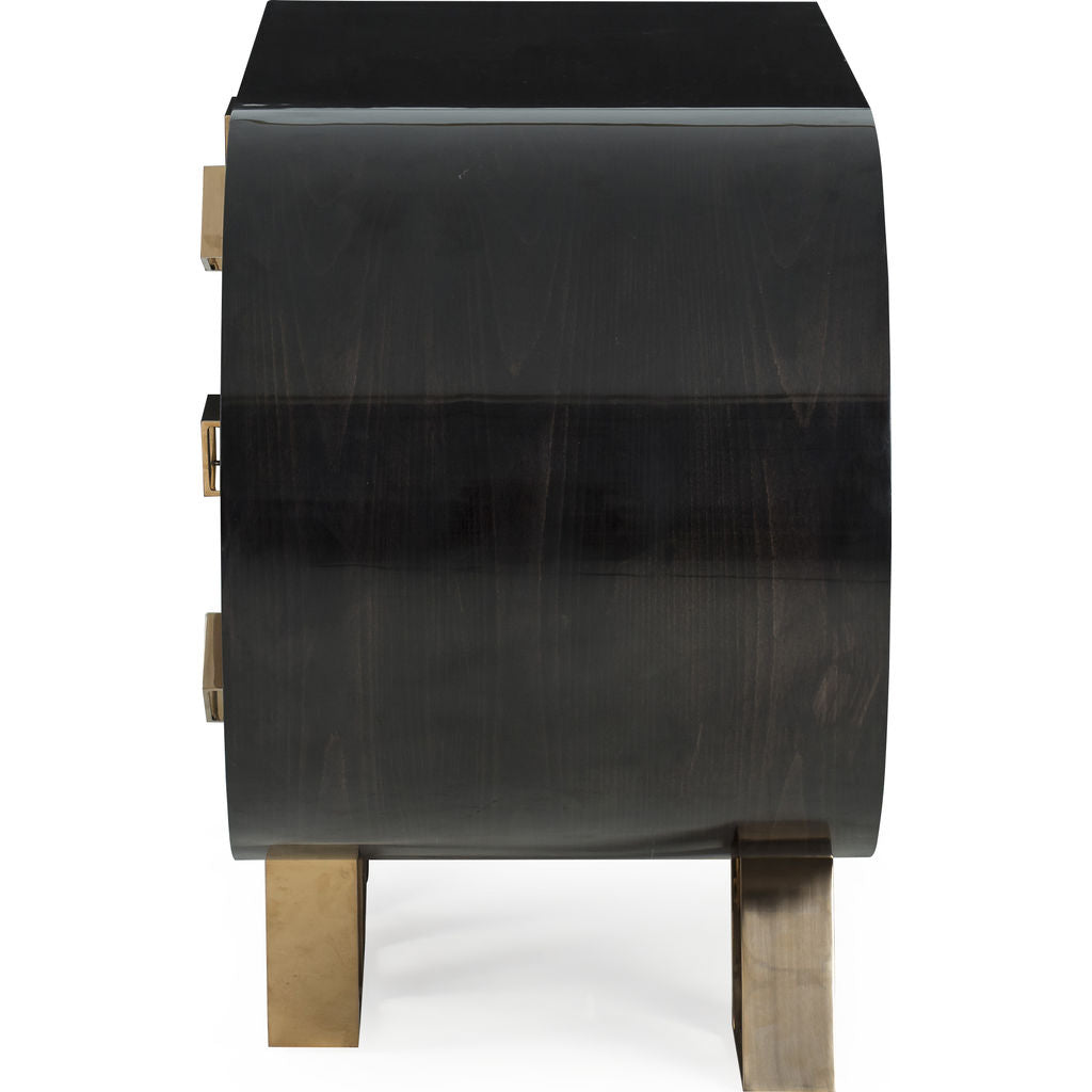 Resource Decor Sting Credenza | Black