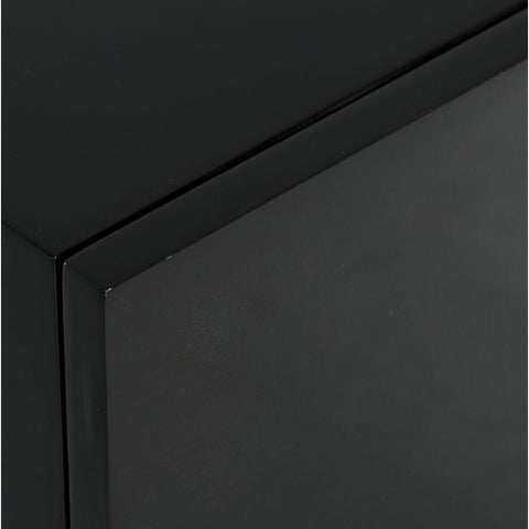 Resource Decor Picasso Credenza | Black