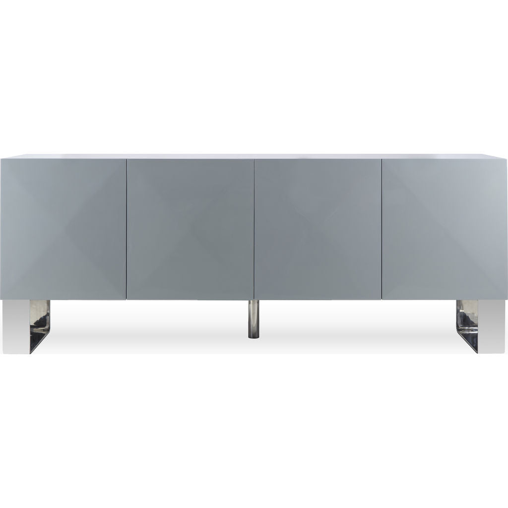 Resource Decor Picasso Credenza | Celadon