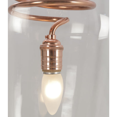 Resource Decor Brando Pendant Light | Large/Copper