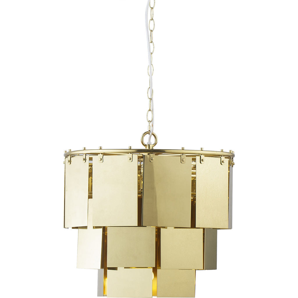 Resource Decor Marilyn Small Chandelier | Gold