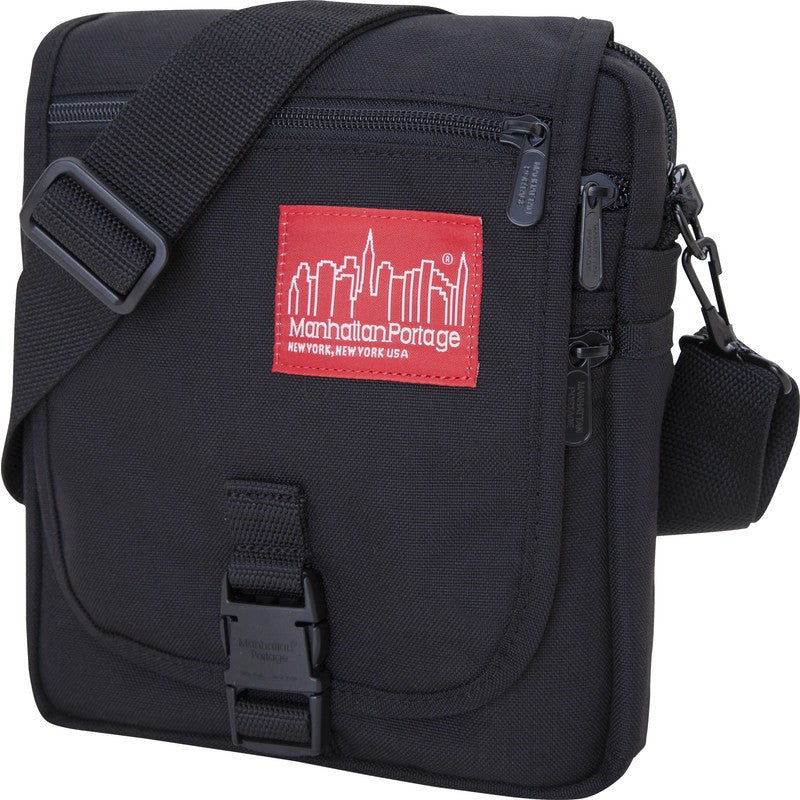 Manhattan Portage Urban Shoulder Bag | Black 1407 BLK