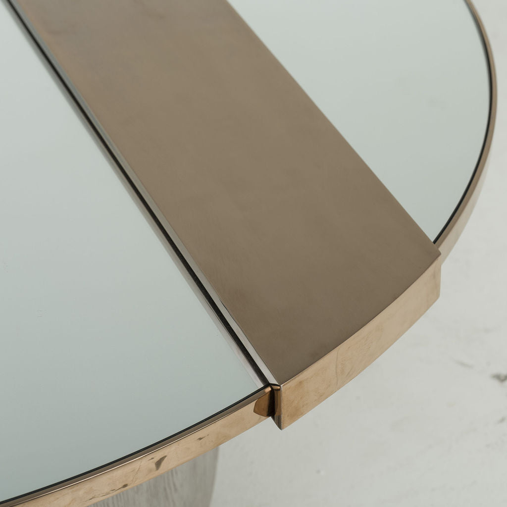 Resource Decor Titian Coffee Table | Mirror