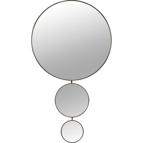 Resource Decor Harrison Mirror | Brass