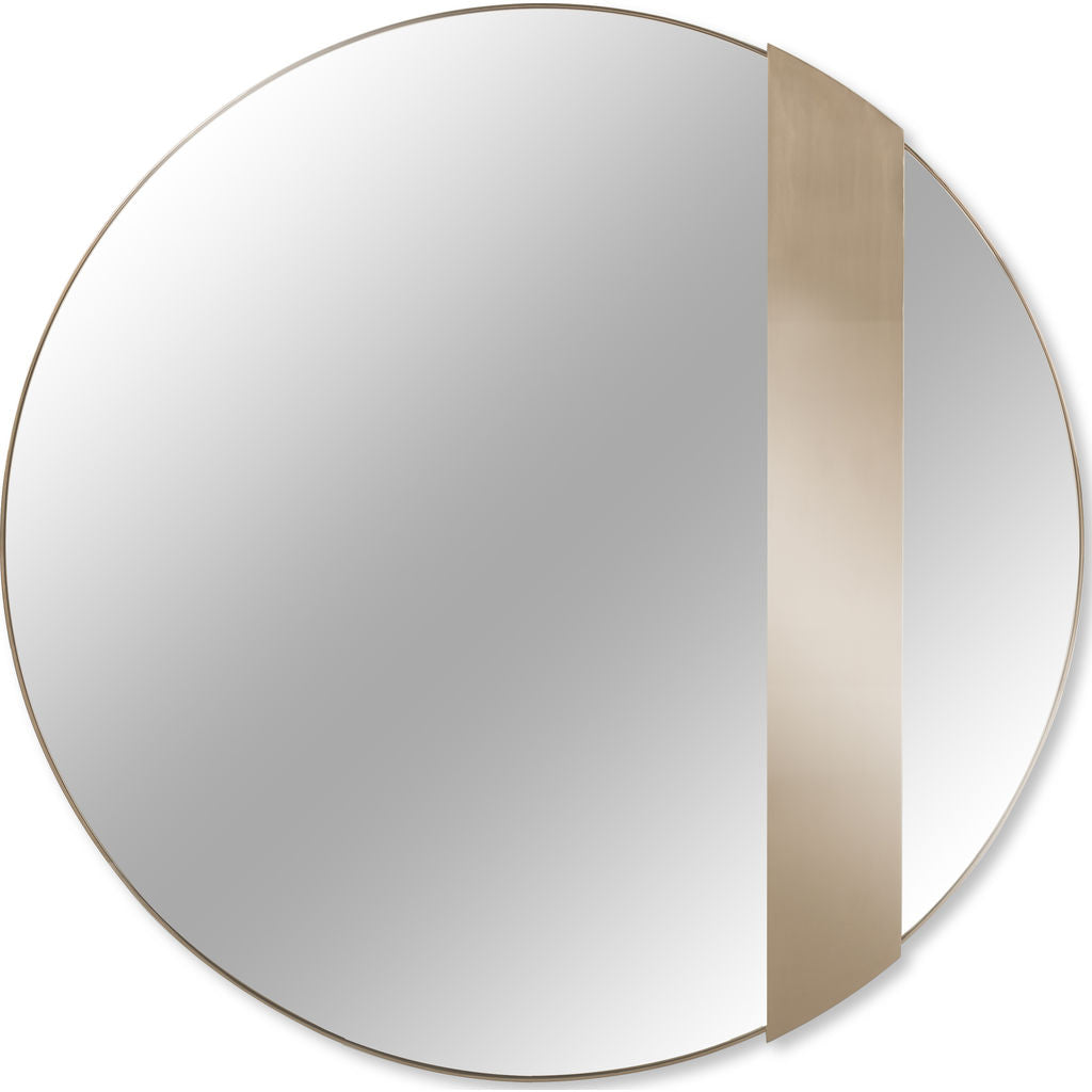 Resource Decor Titian Mirror | Rose Gold