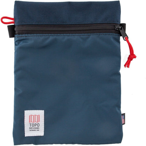 Topo Designs Accessory Bags (Set of 4) | Navy