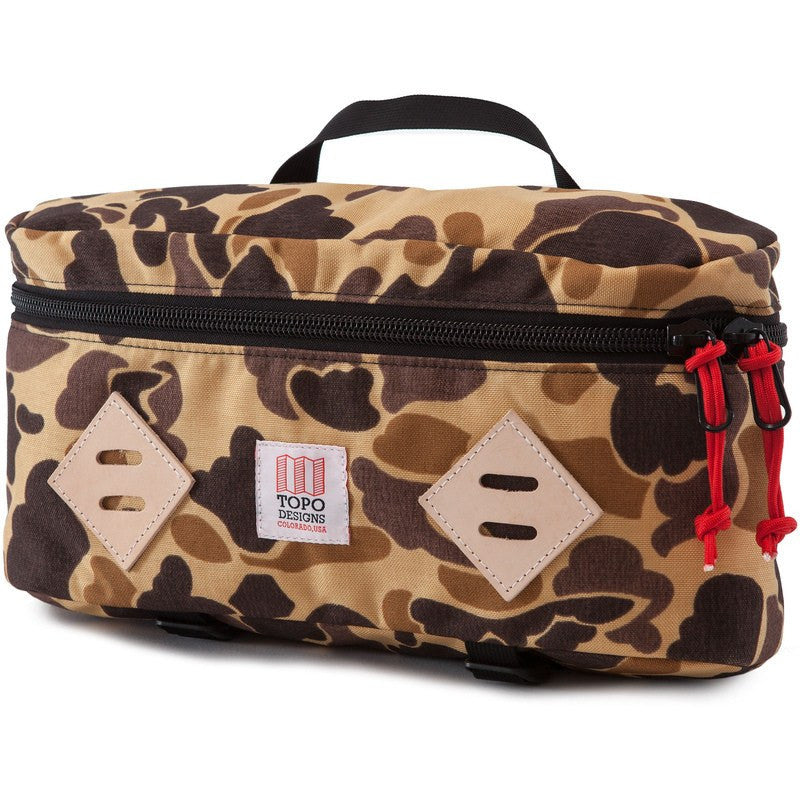 Topo Designs Hip Pack | Duck Camo