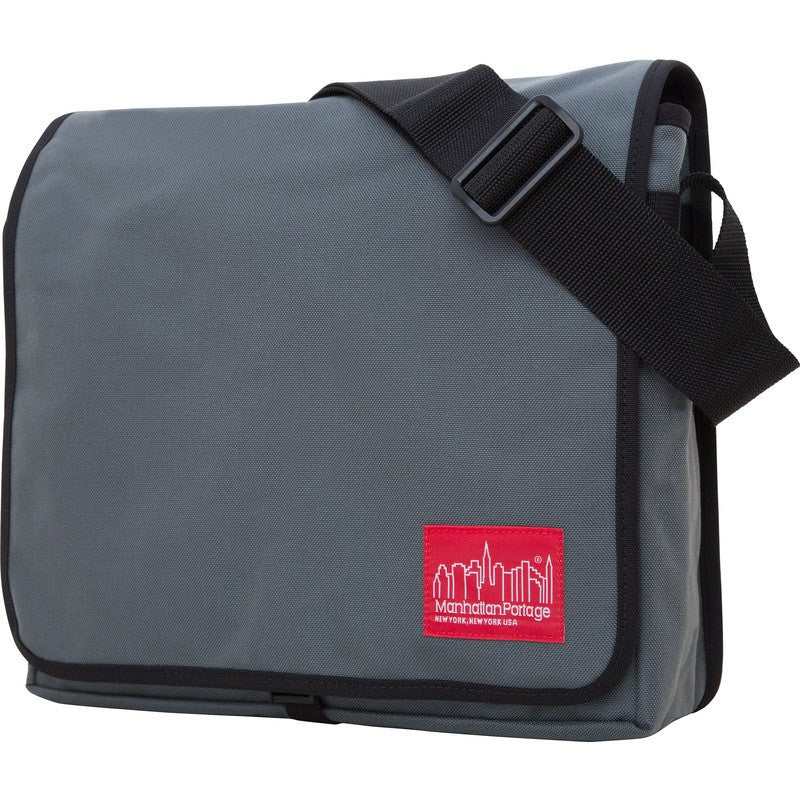 Manhattan Portage Medium DJ Messenger Bag | Grey 1428 GRY