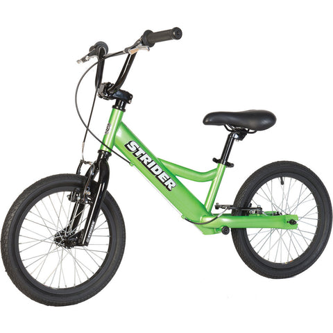 Strider 16 Sport Kid's Balance Bike | Green SS-S2GN