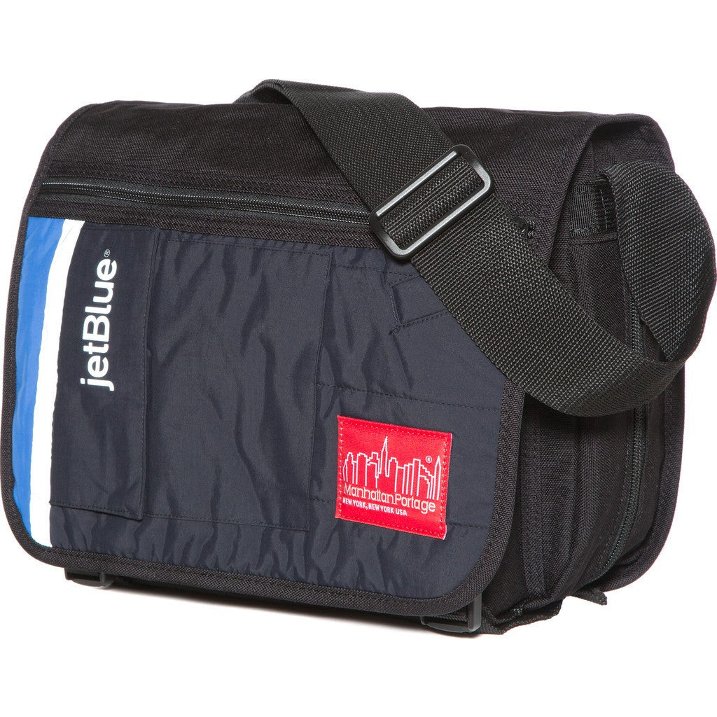 Manhattan Portage x Jetblue Europa Messenger Bag | Navy 1435Z-C