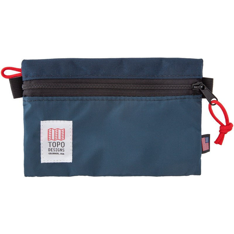 Topo Designs Accessory Bags (Set of 3) | Navy