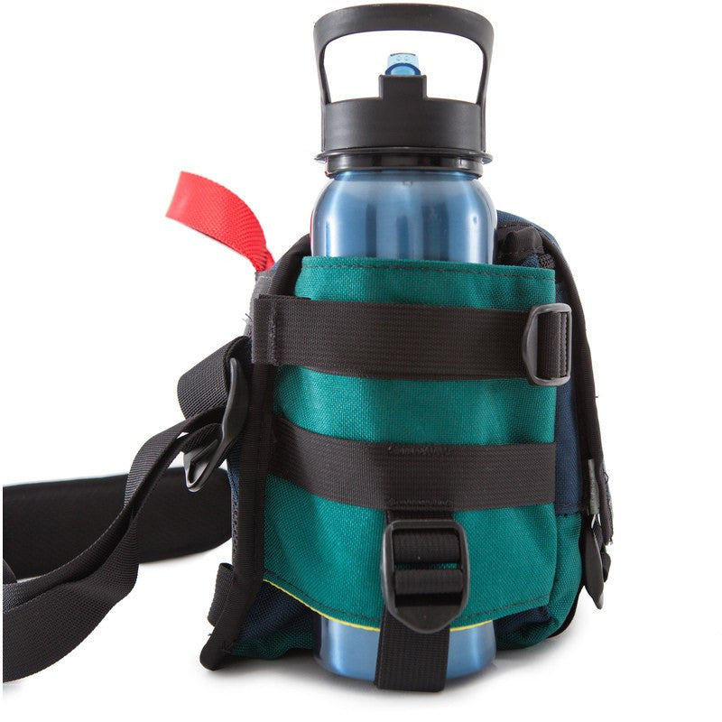 Topo Designs Field Bag | Navy/Teal