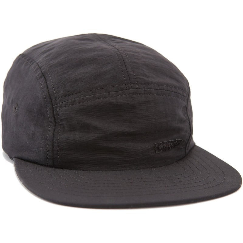 Topo Designs Nylon Camp Hat | Black