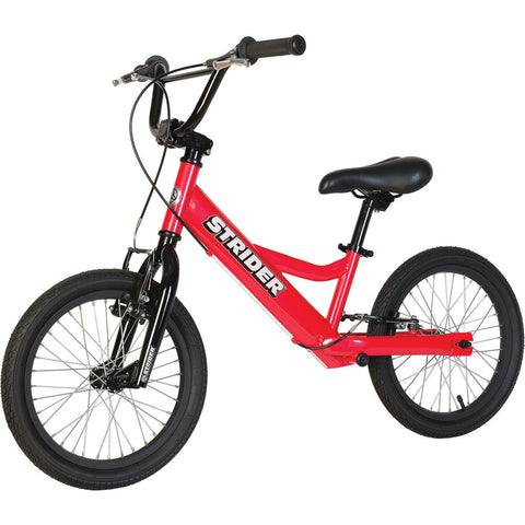 Strider 16 Sport Kid's Balance Bike | Red SS-S2RD