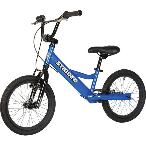 Strider 16 Sport Kid's Balance Bike | Blue SS-S2BL
