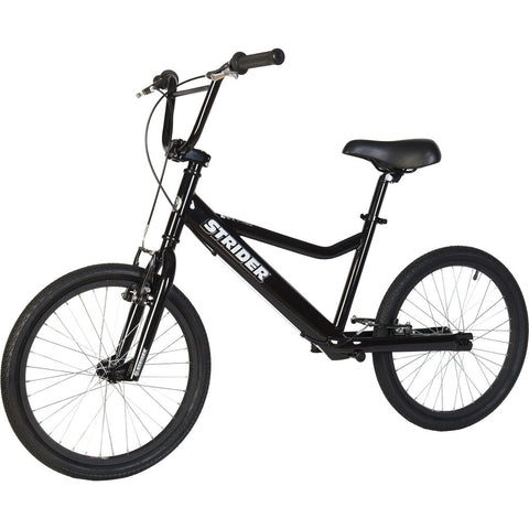 Strider 20 Sport Kid's Balance Bike | Black SR-S1BK
