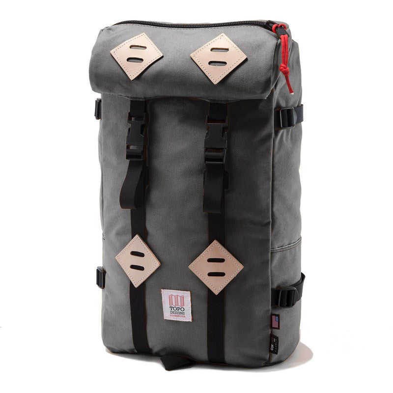 Topo Designs Klettersack 22L Backpack | Charcoal