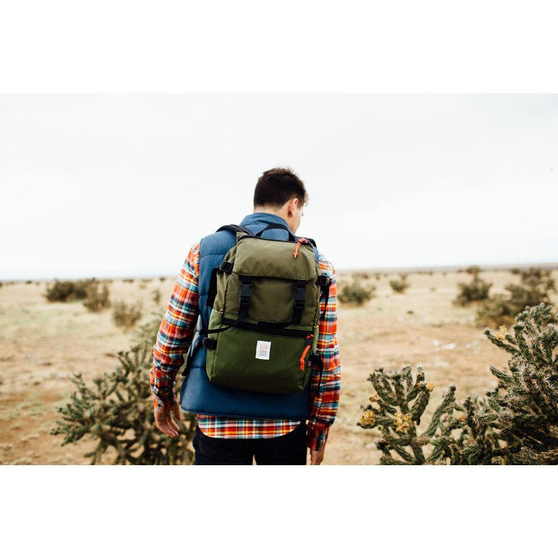 Topo Designs Rover Pack Backpack | Olive