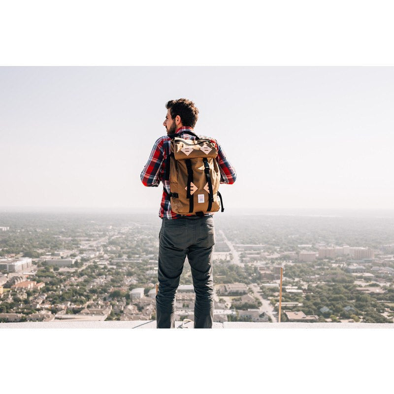 Topo Designs Klettersack 22L Backpack | Coyote