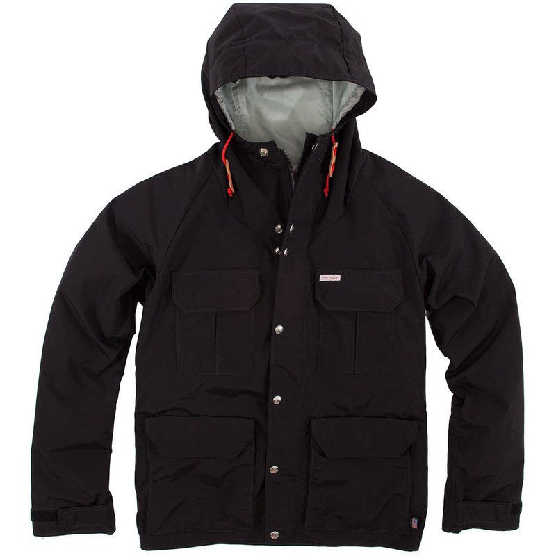 Topo Designs Mountain Jacket | Black