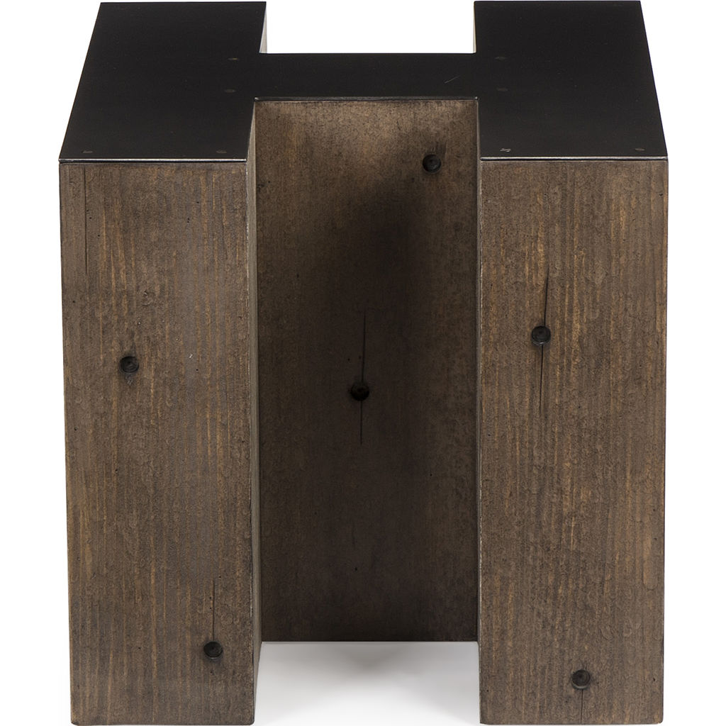 Resource Decor Alphabet Side Table | Letter H