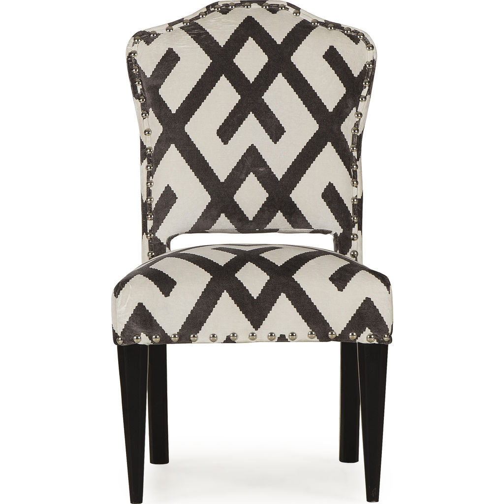 ... Resource Decor Bacall Chair | Fitzroy Grey ...
