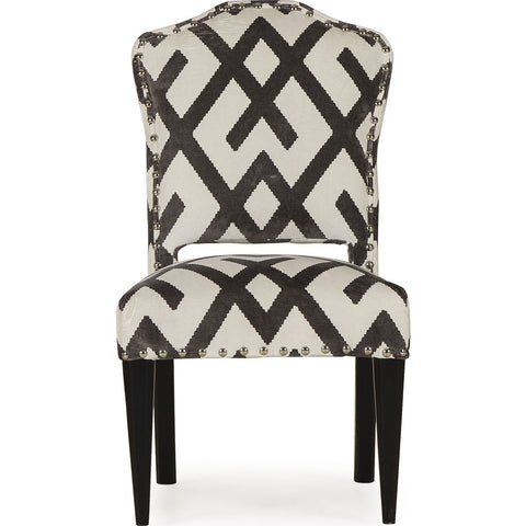 Resource Decor Bacall Chair | Fitzroy Grey