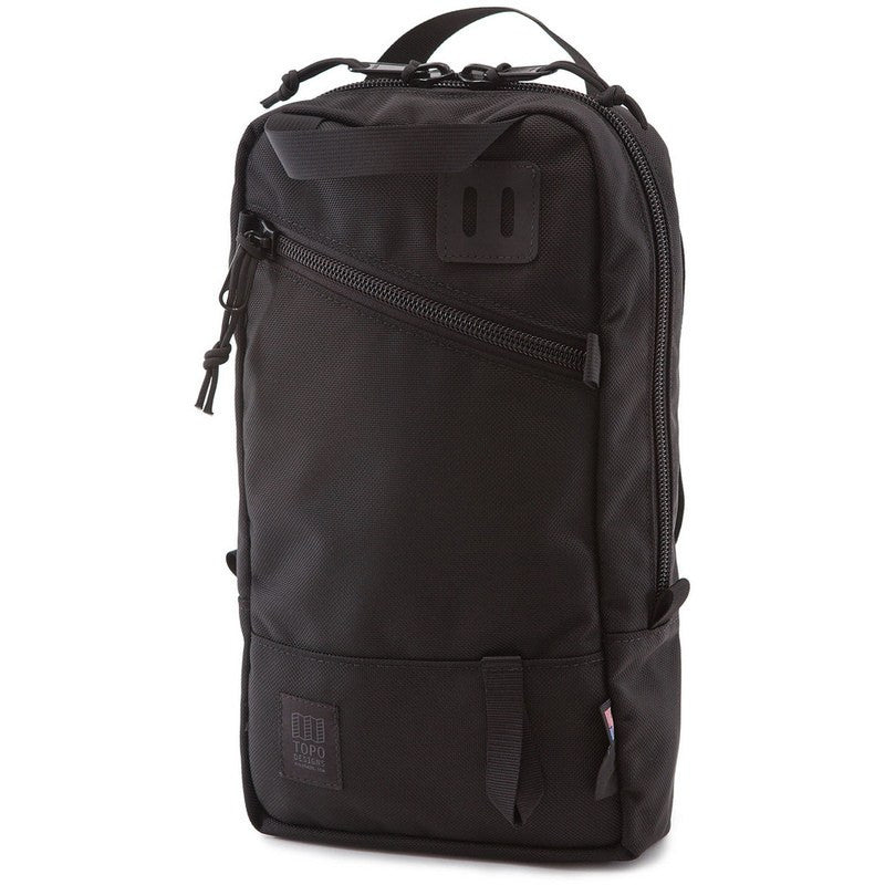 Topo Designs Trip Pack Backpack | Ballistic Black