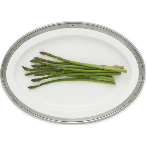 Match Convivio Oval Serving Platter | Small