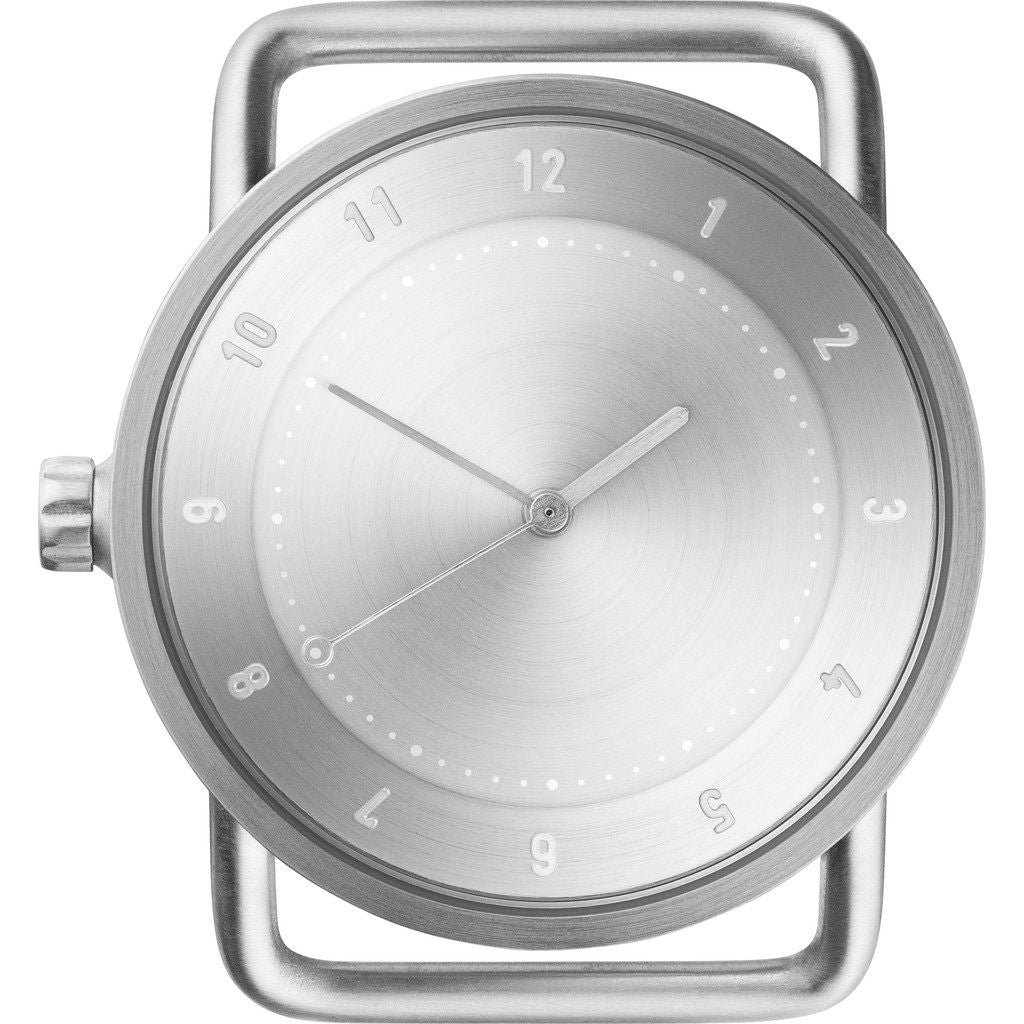 TID No. 2 36 Steel Watch