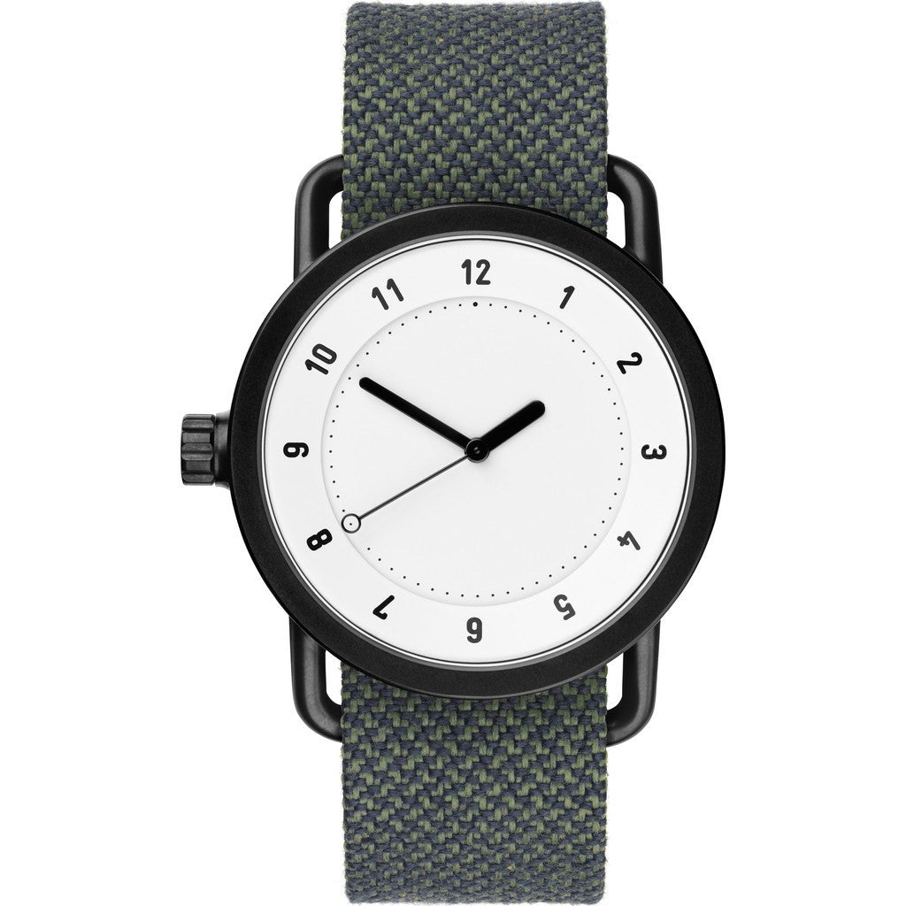 TID No. 1 36 White Watch | Pine Twain