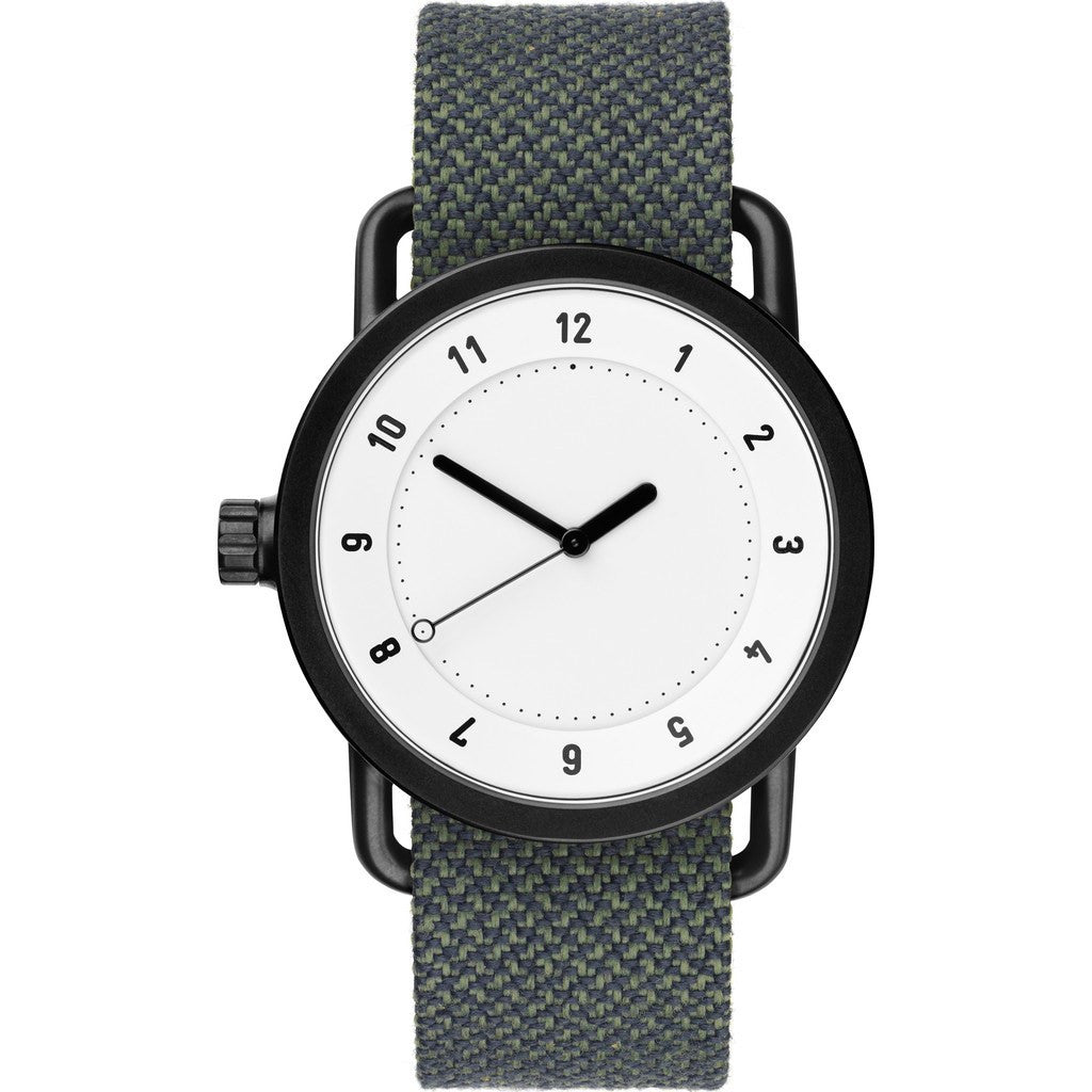 TID No. 1 White Watch | Pine Twain 10110147