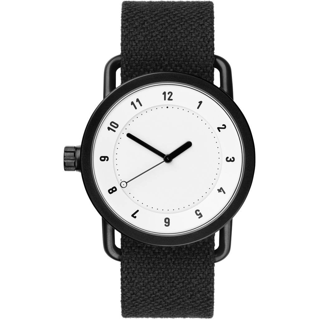 TID No. 1 White Watch | Coal Twain 10110141