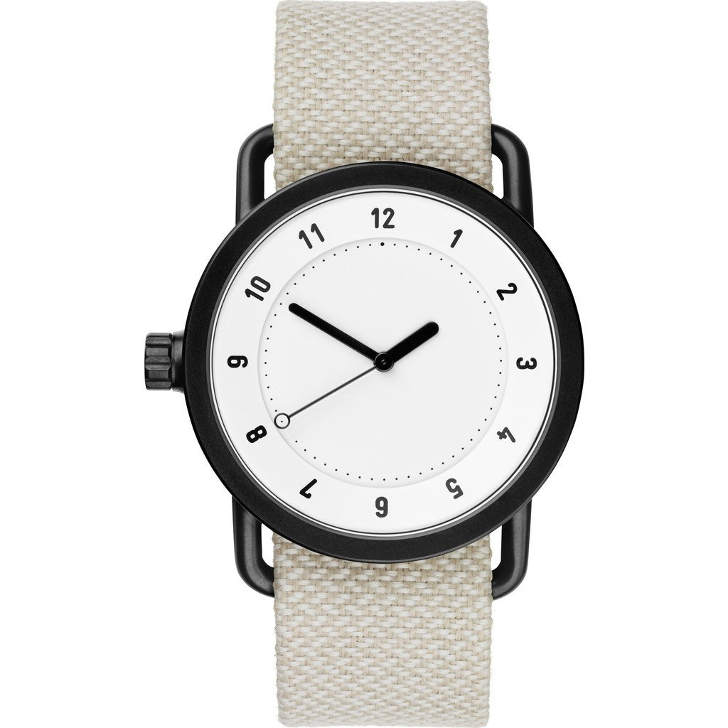 TID No. 1 36 White Watch | Sand Twain