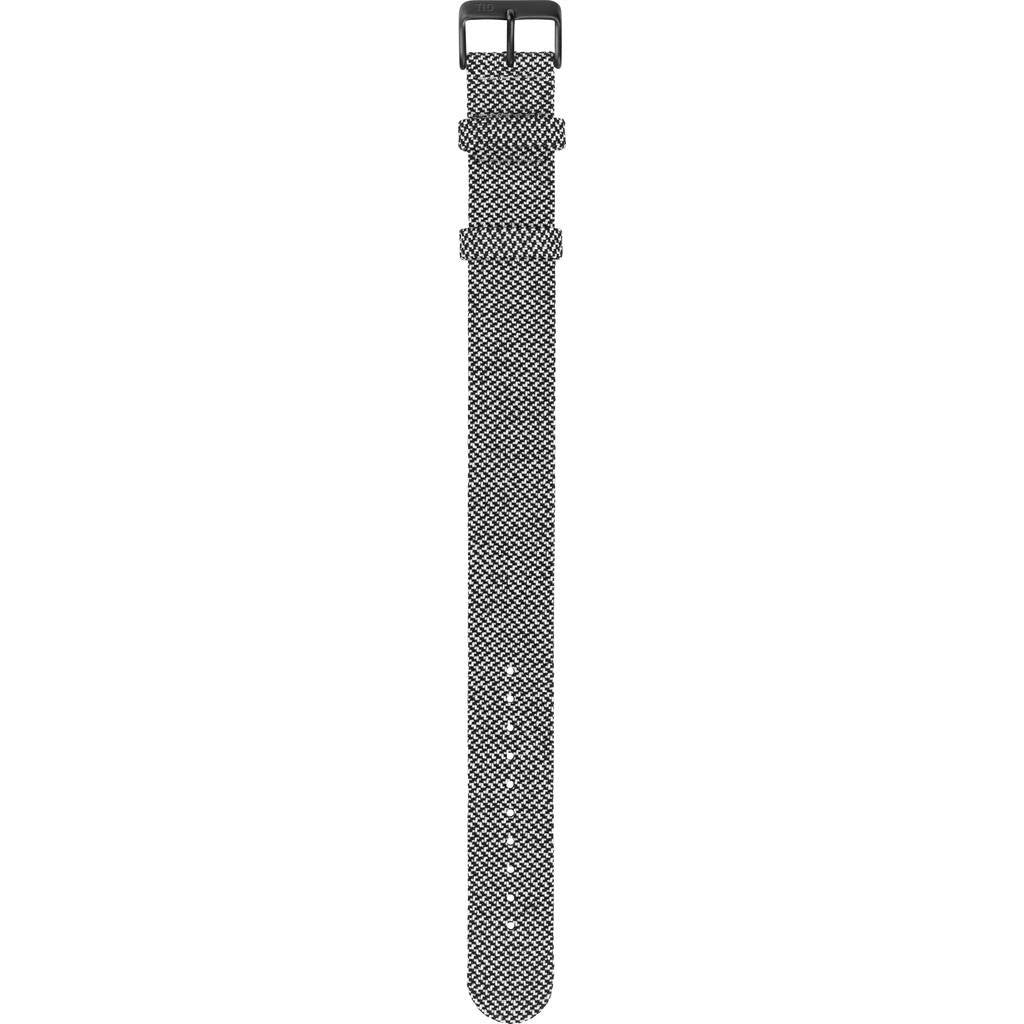 TID No. 1 Twain Watch Strap | Granite