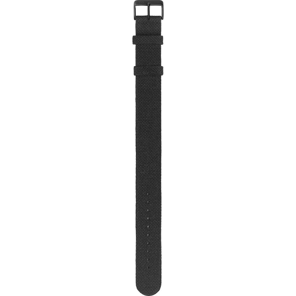 TID No. 1 Twain Watch Strap | Coal