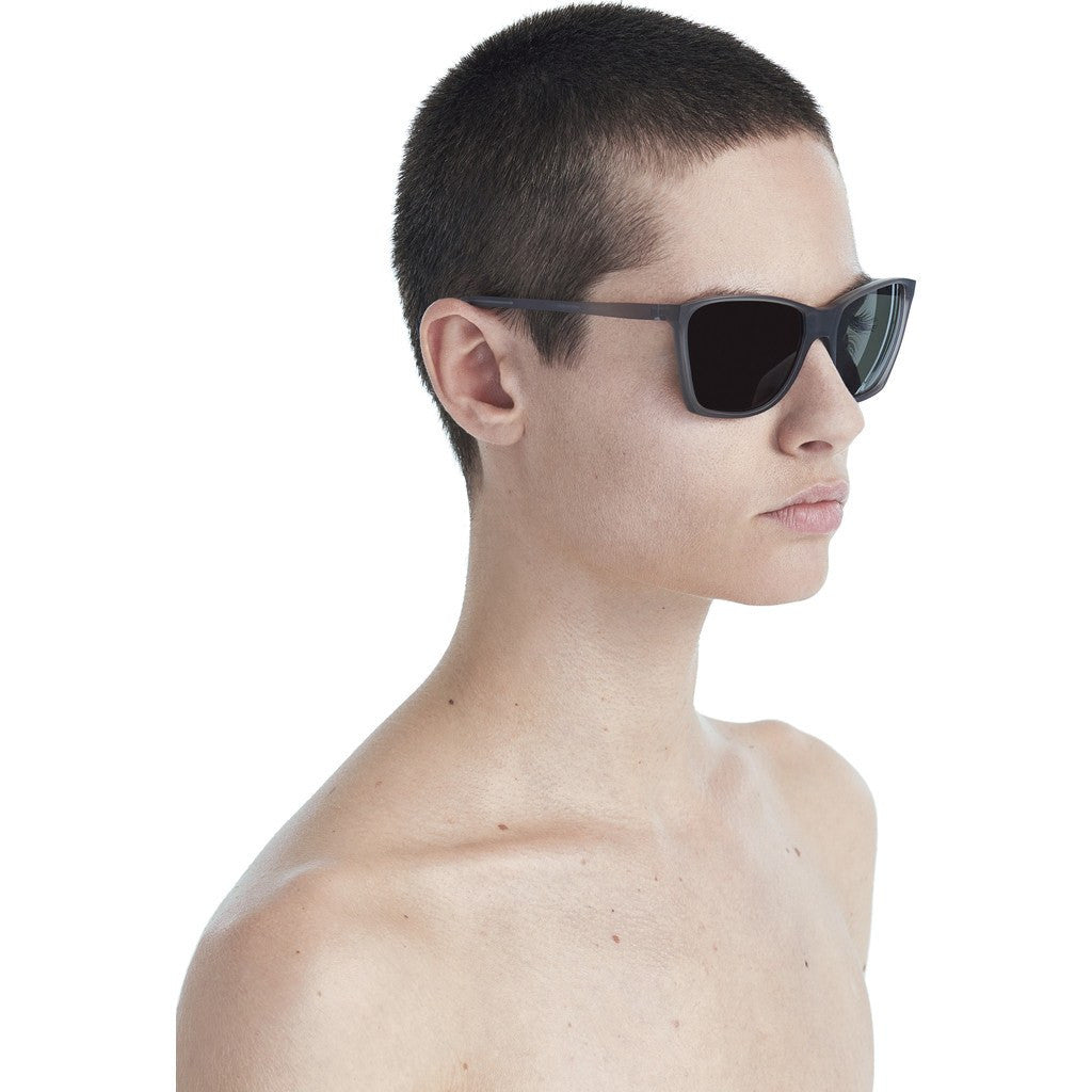 District Vision Keiichi District Water Gray Sunglasses | Gray