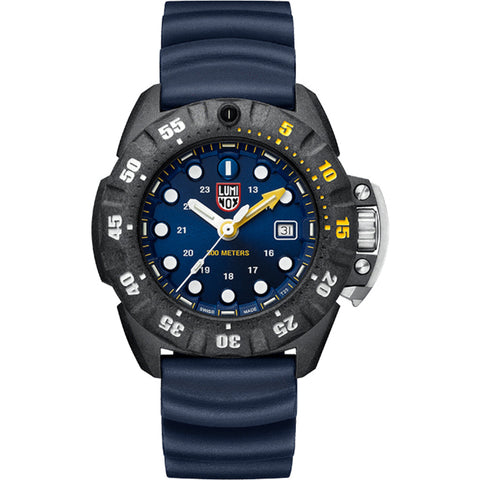 Luminox Scott Cassell Deep Dive Automatic 1553 Watch | XS.1553